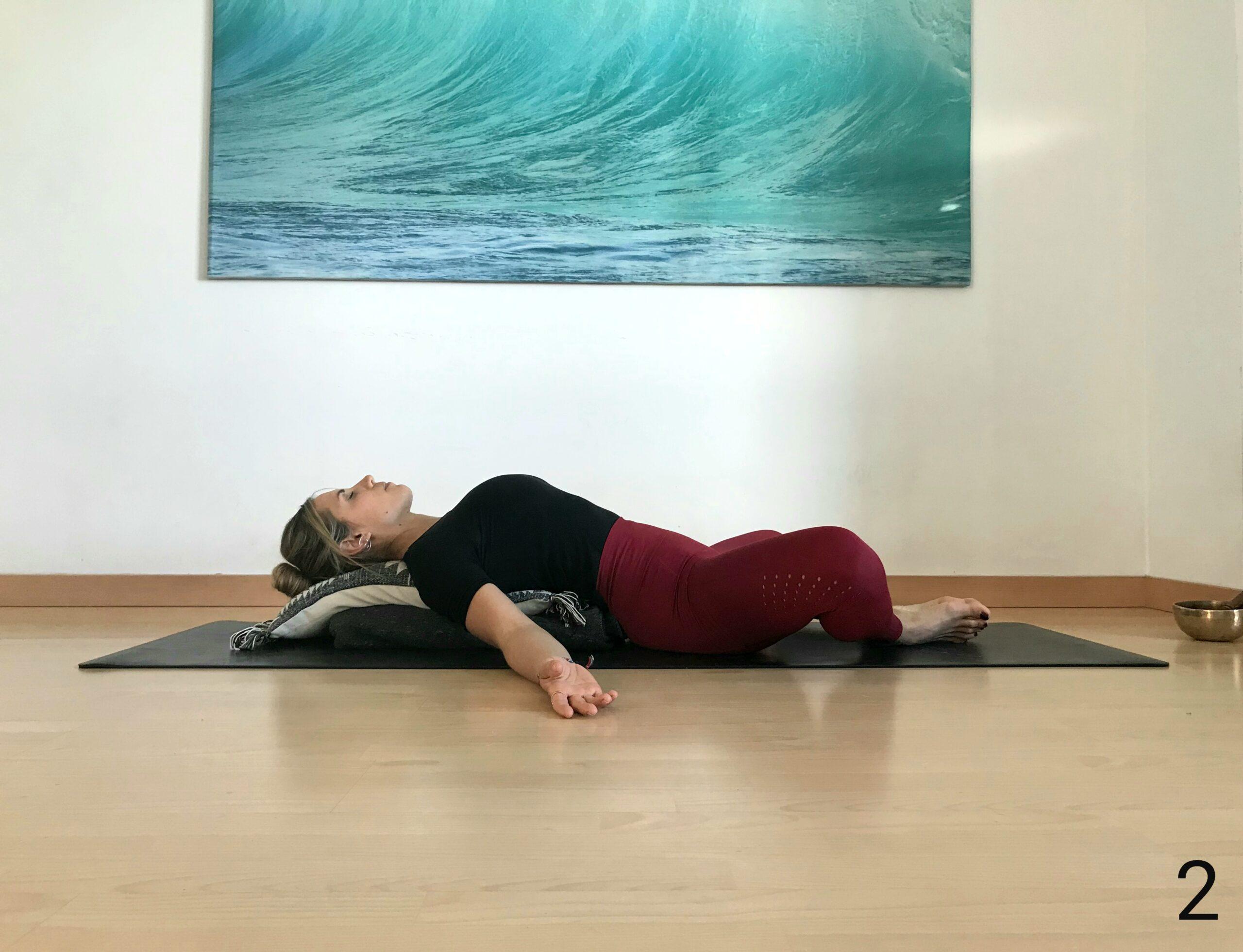 ciclo menstrual yoga